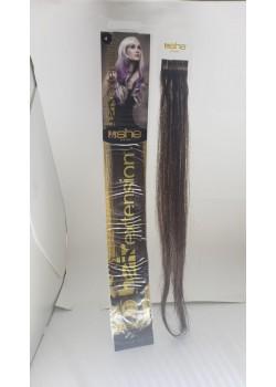 Cabelo Natural She N4 Para Mega Hair fios de 55/60 cm