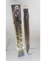 Cabelo Natural She N6 Para Mega Hair fios de 55/60 cm