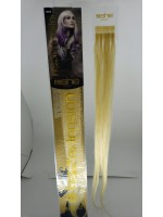 Cabelo Natural She N1000 Para Mega Hair fios de 55/60 cm