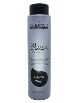 Mascara Matizador Black Platinum Nuance