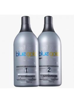 Progressiva Salvatore Blue Gold Premium